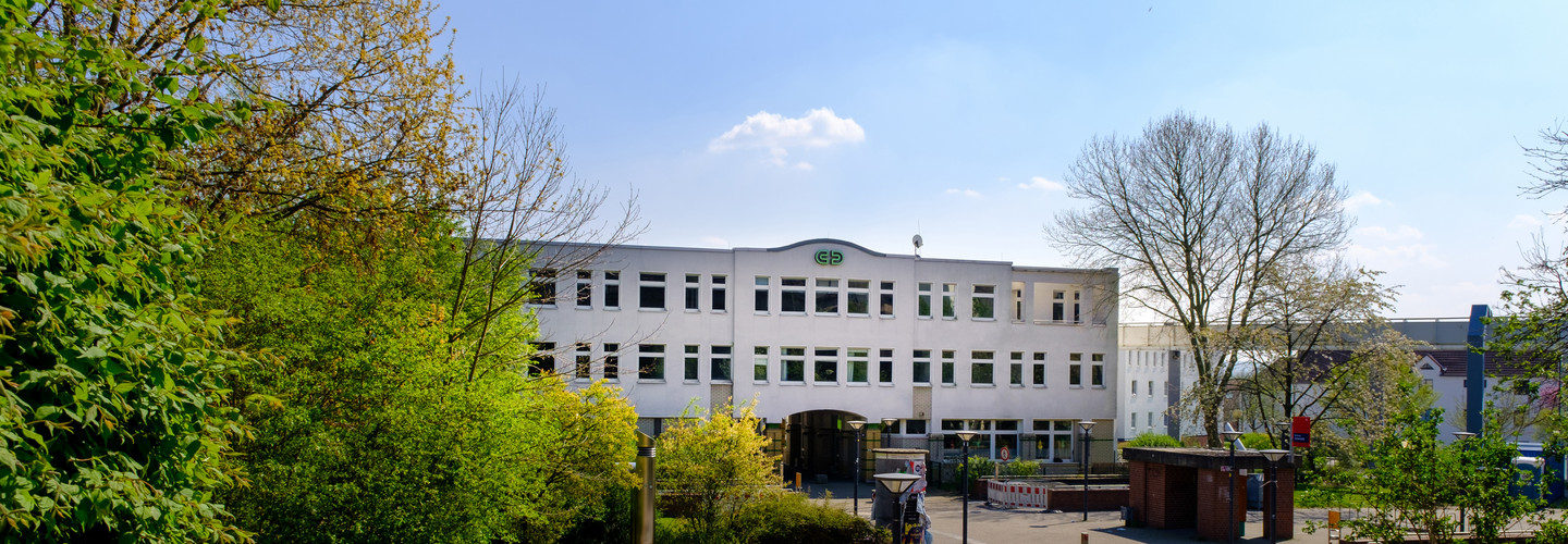 CDI building on the campus of TU Dortmund University